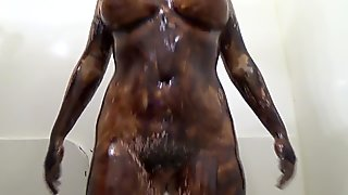 Chocolate Syrup Rubdown Massage