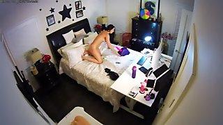 Rachel Starr webcam show SPY CAM