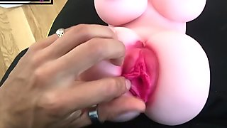 Unboxing My Personal Sex Doll Part. 1