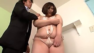 Japan BBW Mighty Dick
