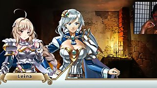 Sacred Sword Princess #8 W/HentaiMasterArt