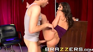 Brazzers - Who Wants To Fuck A big tit Millionaire teen- April O'Neil